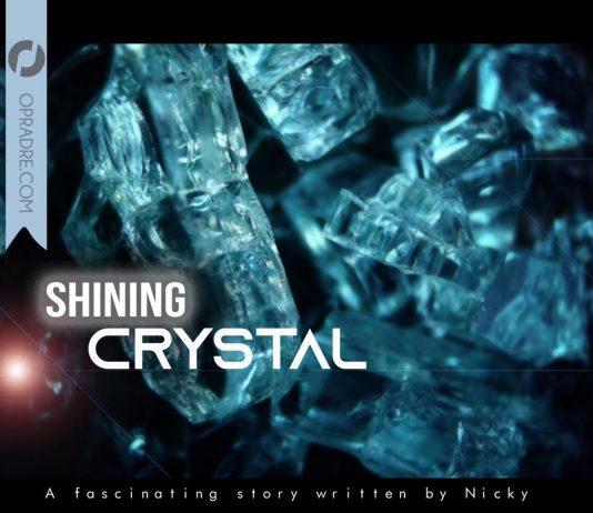 Shinning Crystal episode 1