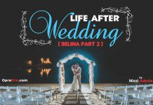 life after wedding
