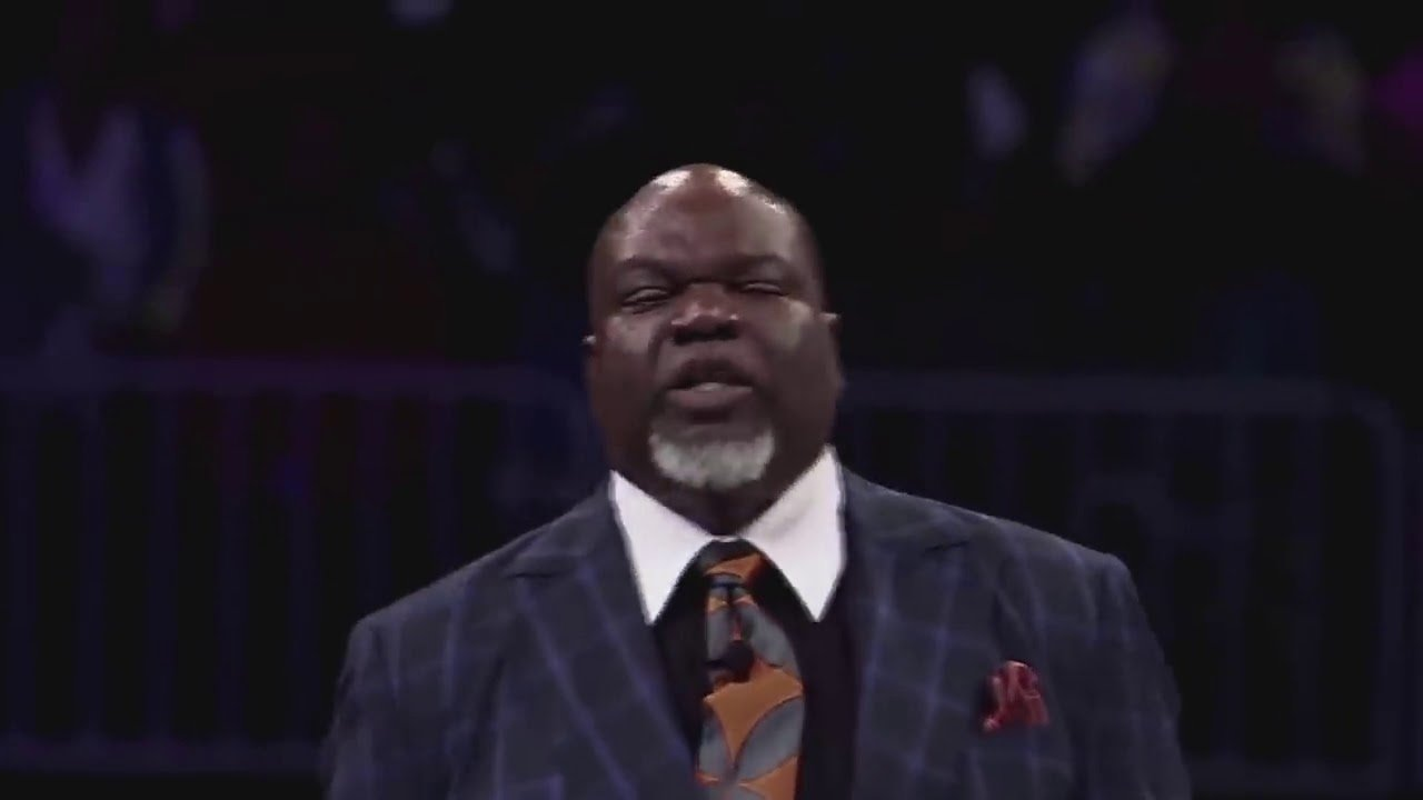 BE POWERFUL Motivational Speech Video TD Jakes Passion