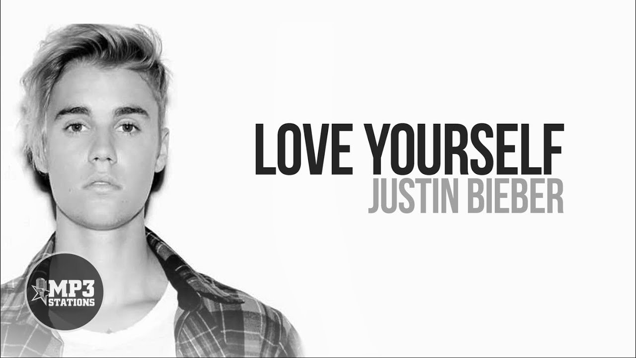 download justin bieber love yourself video song