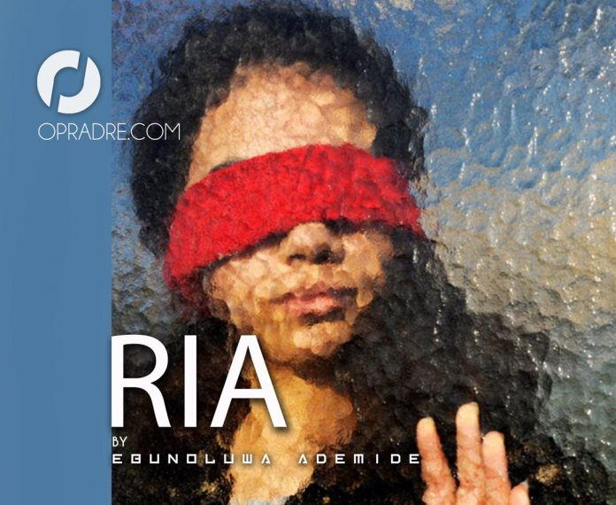 RIA Final Episode written by Ebunoluwa Ademide