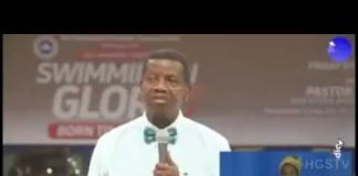COZA SCANDAL: Daddy G.O Adeboye reacts to Biodun Fatoyinbo's rape accusations