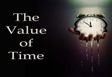 Value Of Time & Maximizing Time by Kingsley Okonkwo