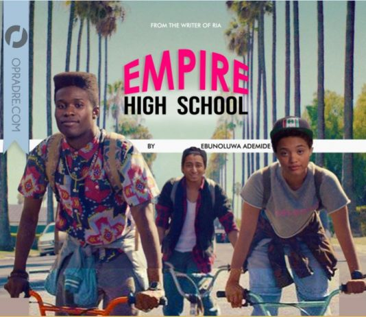 EMPIRE HIGH SCHOOL Episode 15 BY ADEMIDE