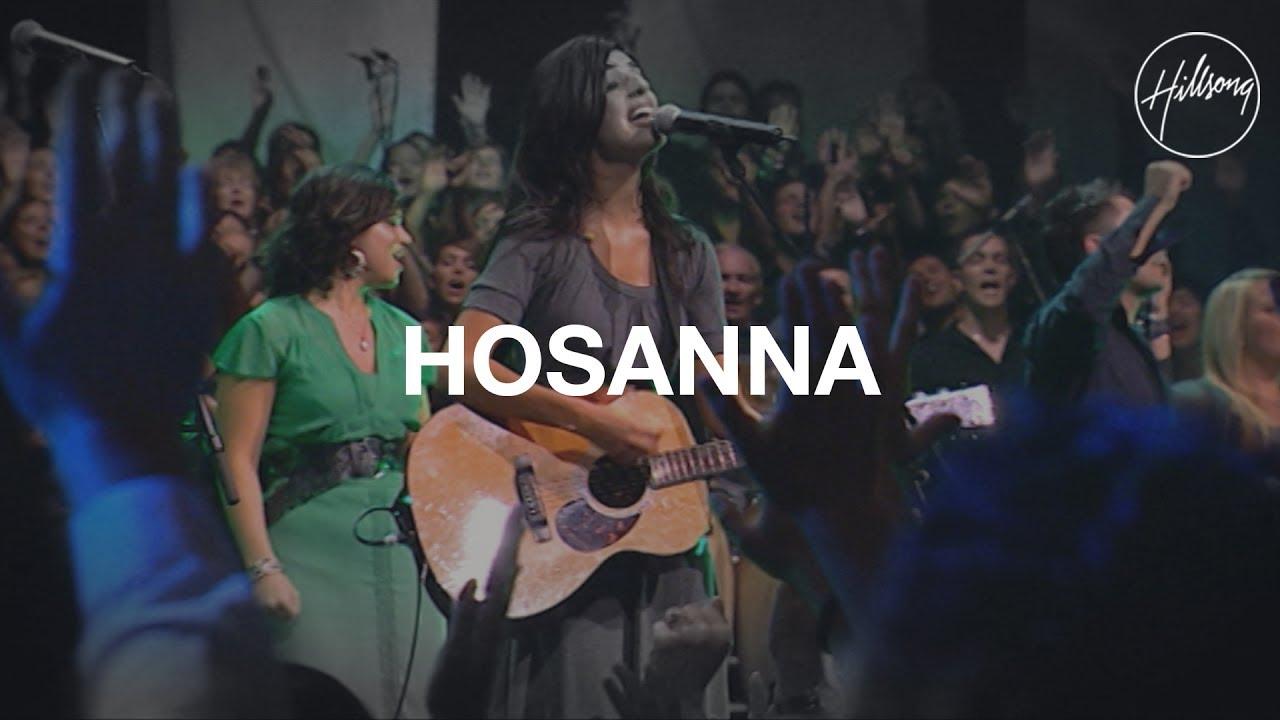 Hosanna By Hillsong United Lyrics Mp3 Download