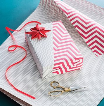 LADIES PLEASE USE THE WRAPPING PAPERS by Ebenezer Diyaolu