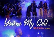 Manus Akpanke – You're My God Ft. Dunsin Oyekan Mp3 Download