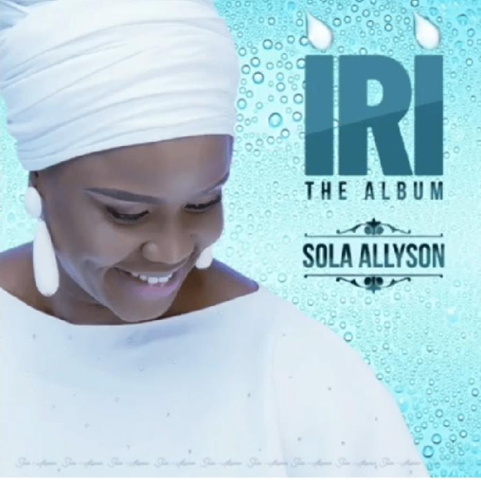 Shola allyson – Iri Lyrics + Mp3 Download