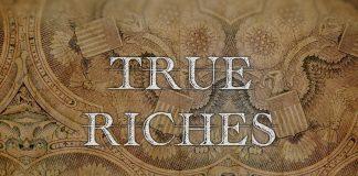 True Riches - Joshua Selman