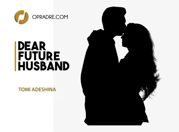Dear Future Husband E4 by Tomi Adesina