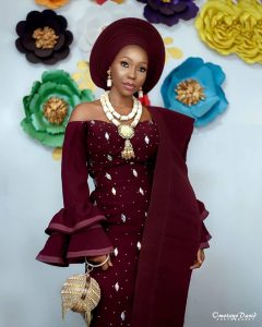 BURGUNDY Episode 18 By Amah's Heart