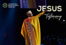 Testimony Jaga – Jesus Mp3 Download