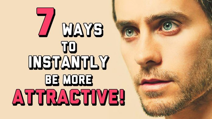 7 Ways To Make Yourself More Attractive by Kingsley Okonkwo