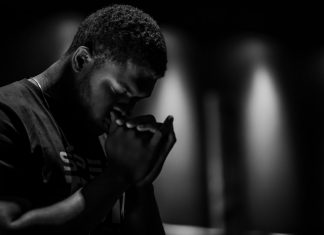 The Black Prayer by Larry Besant | This is deep, so take your time