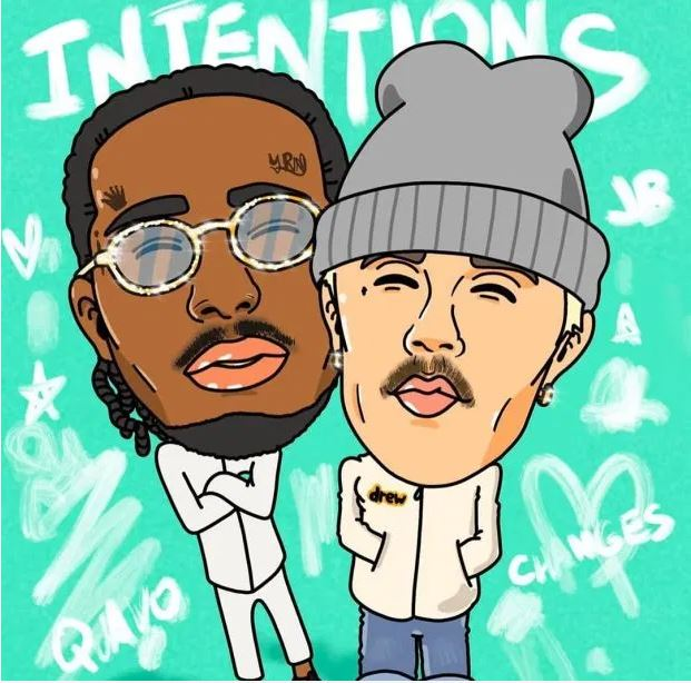 Intentions Justin Bieber Ft Quavo Lyrics Mp3 Download