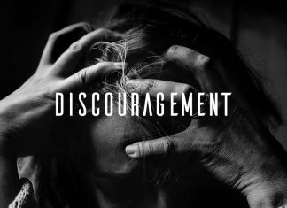 DISCOURAGE YOUR DISCOURAGEMENT by D.K Olukoya