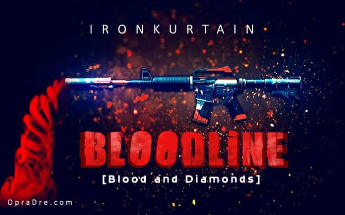 BLOODLINE Part 2 (Blood And Diamond) by Ironkurtain