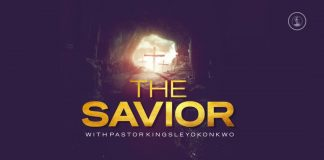 THE SAVIOR by Kingsley Okonkwo Mp3 Download