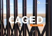 Caged Chapter 10 - 11 by Derin Leu