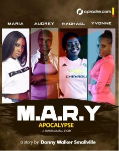 Mary Season 4 Final Episode {Rise of Titans} By Danny Walker