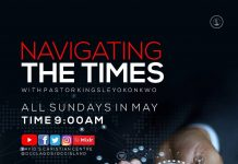 NAVIGATING THE TIMES PART 3 (the power of innovation) SUNDAY SERVICE - PASTOR KINGSLEY OKONKWO