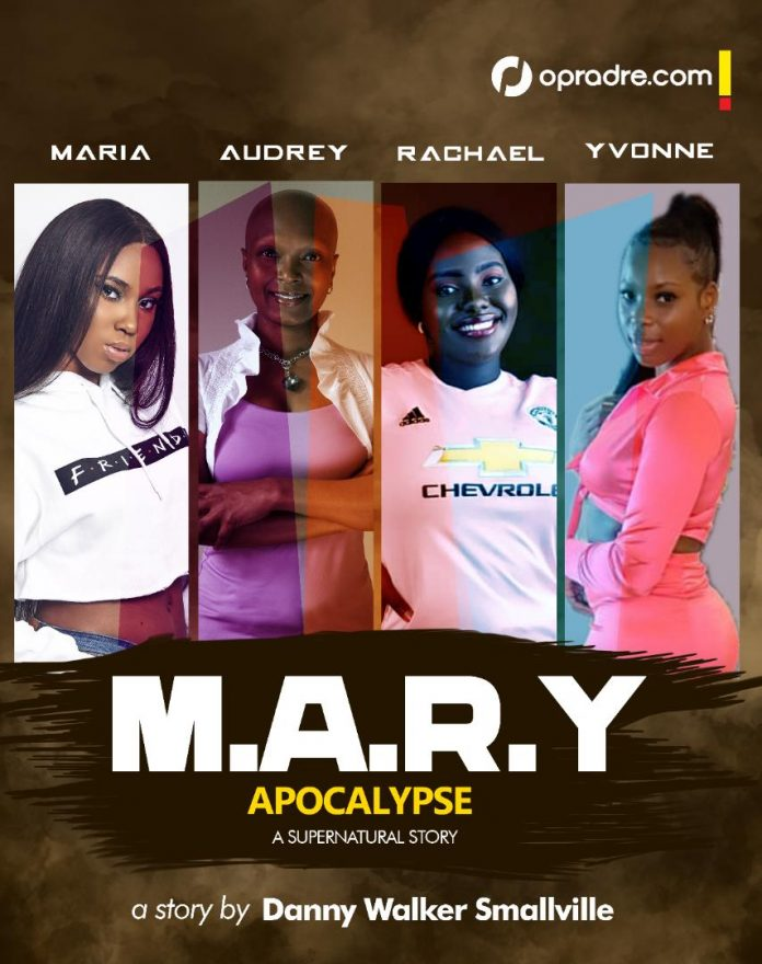 Mary Season 4 Apocalypse Rise of Titans By Danny Walker