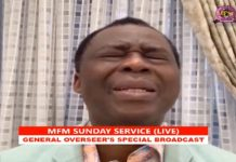 MFM SPECIAL SUNDAY SERVICE Mp3 (17TH MAY 2020) - D.K OLUKOYA