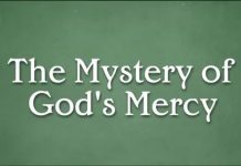 UNDERSTANDING THE MYSTERY OF GOD'S MERCY Mp3 - APOSTLE JOSHUA SELMAN 2020