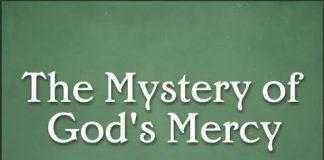 UNDERSTANDING THE MYSTERY OF GOD'S MERCY Mp3 - APOSTLE JOSHUA SELMAN 2020