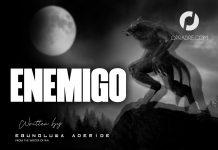 ENEMIGO by Ebunoluwa Ademide