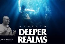 A Call To Deeper Realms - Joshua Selman Mp3 Free Download