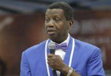 E. A ADEBOYE - BEFORE I BECAME BORN AGAIN, I HAD FRIENDS I DRANK