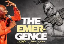 The Emergence by Apostle Joshua Selman Mp3 Download
