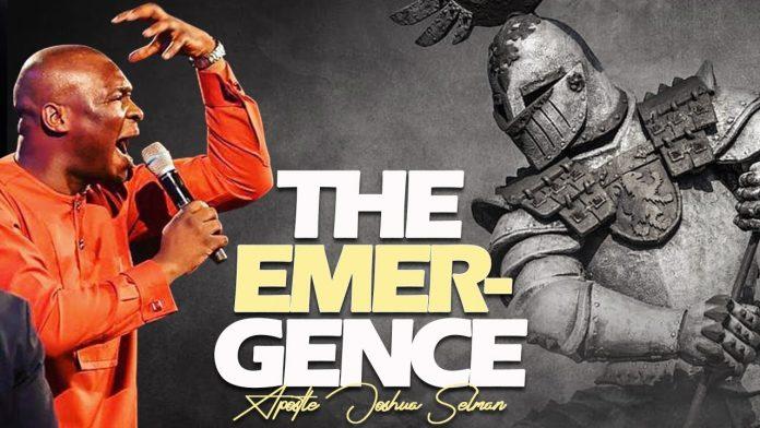 The Emergence by Apostle Joshua Selman Mp3 Download