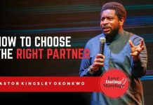 Choosing The Right Partner by Kingsley Okonkwo Free Mp3 Download