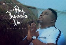 Solomon Lange – Mai Taimako Na (My Helper) Lyrics + Mp3 Download
