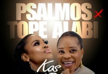 "Psalmos x Tope Alabi – ""Kos'Oba Bi Re"" Mp3 Download"