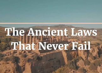 ANCIENT LAWS THAT NEVER FAIL.