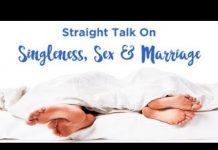 Straight Talk on Sex, Marriage and Relationships - Kingsley Okonkwo