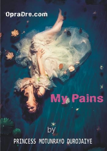 MY PAINS FROM LIFE NOVELS BY PRINCESS MOTUNRAYO DUROJAIYE
