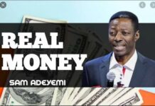 CONVERTING INVISIBLE MONEY INTO CASH – Sam Adeyemi Mp3 Download
