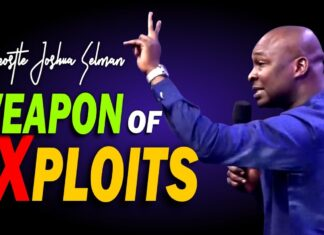 Weapons Of Exploits And Victory - Apostle Joshua Selman Mp3 Download