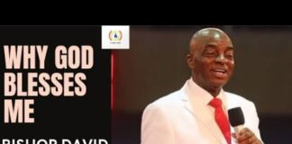 Why And How God Blesses - Bishop David Oyedepo Mp3 Download