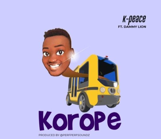 KPEACE - KOROPE ft DammyLion Mp3 Download