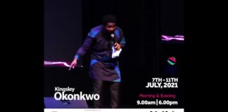 UNFORGETTABLE - Pastor Kingsley Okonkwo at Recharge Conference 2021