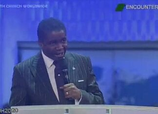 Engaging With Scriptural Instructions For Turn Around Encounters – Bishop David Abioye