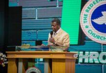 Flood of Abundance - Pastor E.A Adeboye [Sept. 2021 Thanksgiving Service]