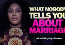 What Nobody Tells You About Marriage - Mildred kingsley okonkwo