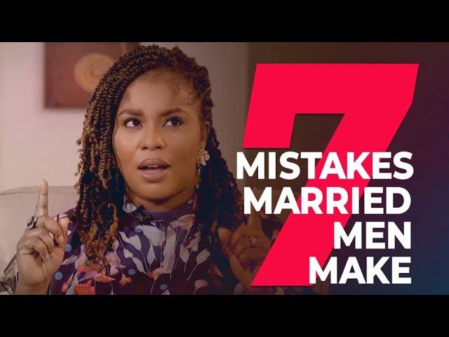 7 Mistakes Married Women Make Part 1 - Mildred kingsley-okonkwo